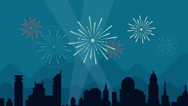 ¡Feliz Año Nuevo 2015 para todos!