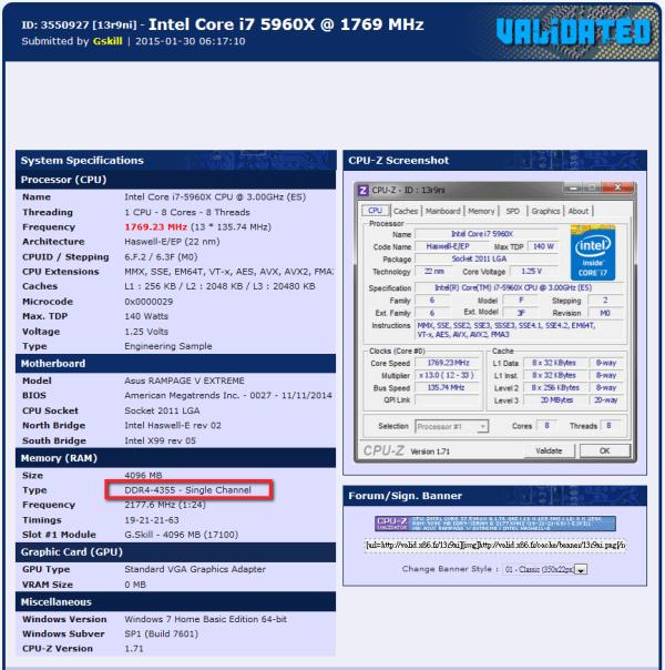 CPU-Z validation G.SKILL 4355MHz_circle