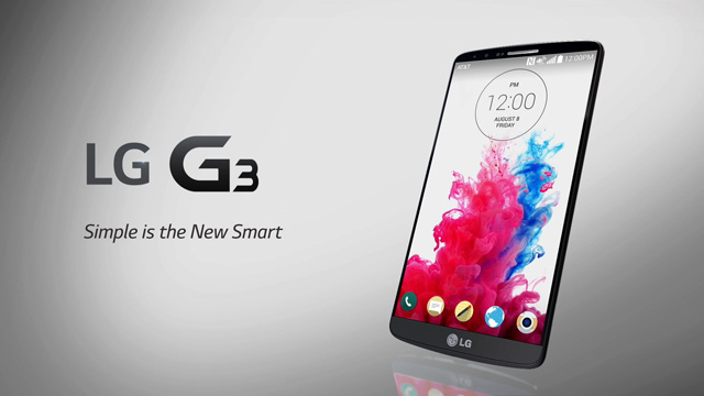 #MWC15 LG G3 es elegido como el mejor Smartphone del Año