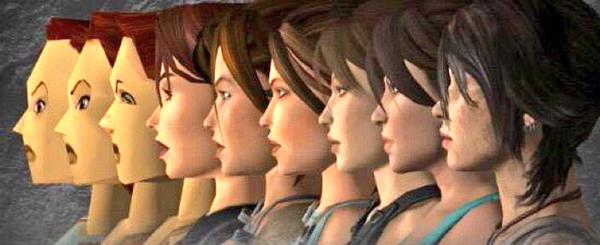 La Ley de Moore, vista a través de la Evolución de Lara Croft.