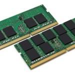 Memorias DDR4 SO-DIMM de Kingston reciben validación para próxima familia de procesadores Intel