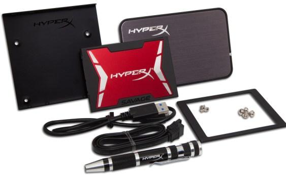 Kingston Technology anuncia sus nuevas unidades SSD HyperX Savage