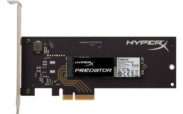 Predator HyperX SSD 480GB