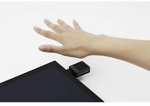Fujitsu anuncia lanzamiento de lector biométrico portátil para dispositivos móviles