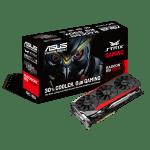 ASUS Anuncia Strix R9 390X, R9 390, R9 380 y R7 370