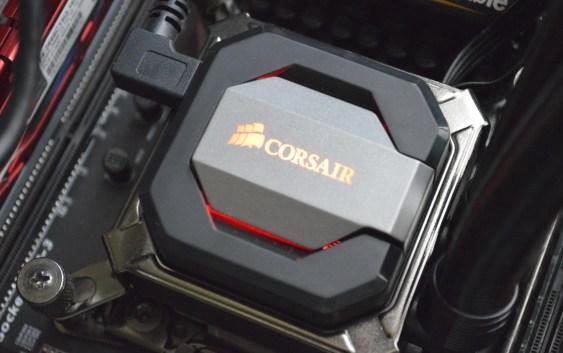 Review Corsair H110i GT