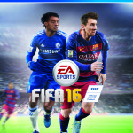 Estrella colombiana del Chelsea Football Club ganador de la portada de FIFA 16