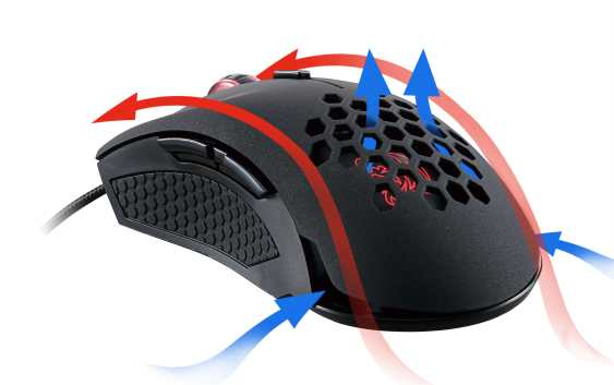 Tt eSPORTS AERODYNAMIC, la nueva gama de mouse de Thermaltake.