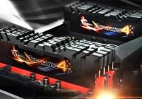 G.Skill logra nuevo récord mundial en frecuencia de memorias DDR4!