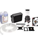 Thermaltake presenta sus nuevas soluciones de refrigeración Pacific RL120 y  Pacific RL140 D5