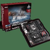 Z170 Pro Gaming+box