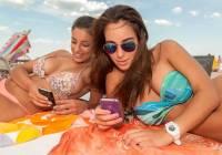 Sólo un 6% de los jóvenes chilenos utiliza su smartphone para realizar o recibir llamadas