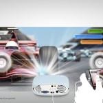 LG presenta su nueva línea de proyectores: LG MiniBeam