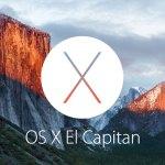 OSX 10.11 El Capitán llega GRATIS mañana para los usuarios de OSX