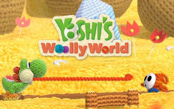 Desde hoy en Chile en exclusiva para Wii U: Yoshi´s Woolly World