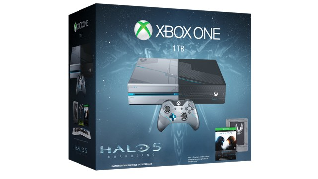 xbox one halo guardians