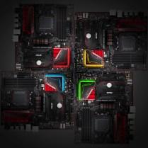 ASUS 970 Pro Gaming Aura motherboard_RGB