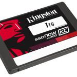 Kingston presenta el SSD KC400 ideal para entornos empresariales
