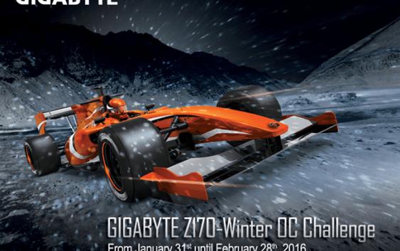 GIGABYTE Lanza el Z170 Winter OC Challenge