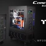 Thermaltake Anuncia sus gabinetes Core W Series: W100 y WP100 en la CES 2016