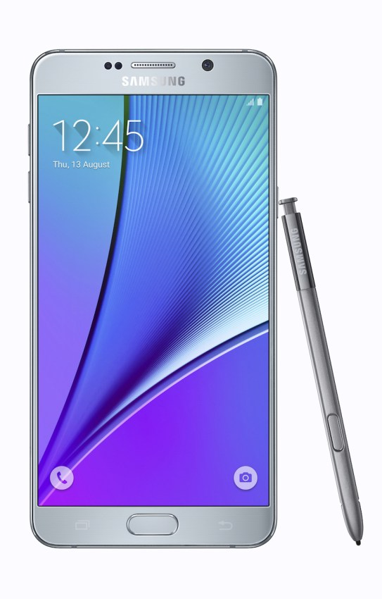 Galaxy Note 5_Plateado