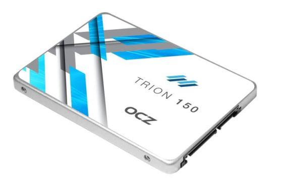 OCZ anuncia sus nuevas unidades SSD Trion 150