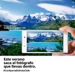 Concurso #ConXperiaDisfrutoChile ya superó las 5.000 fotos en Instagram