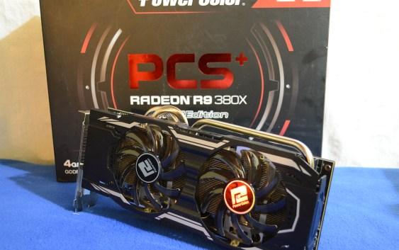Review PowerColor PCS+ R9 380X Myst 4GB