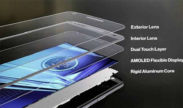 Moto X Force ShatterShield screen