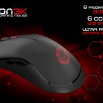 Ozone Presenta el Neon 3K, su nuevo Mouse Gamer
