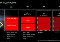 AMD adelantaría sus nuevos GPUs VEGA para fines de este año