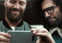 El popular actor Jason Statham protagoniza comercial de smartphone LG G5