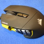 Review Corsair Scimitar RGB Gaming Mouse