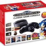 SEGA lanza consola retro en respuesta al 25 aniversarios de Sonic Hedgehog