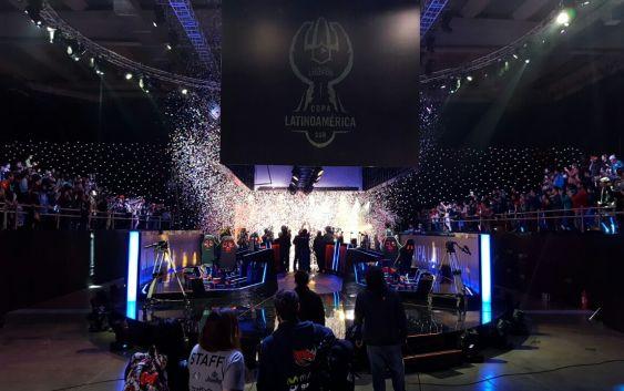FESTIGAME 2016: Kaos Latin Gamers (KMV) se corona campeón latinoamericano de League of Legends