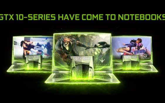 NVIDIA lanza las GeForce GTX 1080/ GTX 1070 y GTX 1060 (Pascal) para Notebooks