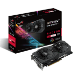 ASUS Republic of Gamers anuncia la Strix RX 470.