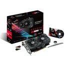 ASUS Republic of Gamers anuncia la Strix RX 460