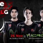 Chile: Ozone te invita a conocer al nuevo Squad de KLG