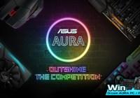 ASUS Anuncia Aura Sync para Eclipsar a tu Rival