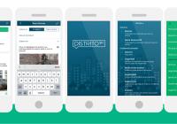 """Nueva App """"Distrito SH"""" buscar revivir el concepto de barrio"""
