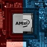 CPUs de intel tendrán GPU de AMD