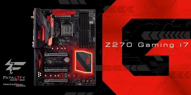 ASRock_Z270 Gaming i7