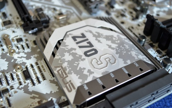 Review ASUS Sabertooth Z170 S