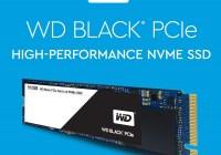 CES2017: Western Digital presenta sus nuevas SSD M.2 Black PCIe (NVMe)