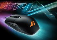 ASUS anuncia el ROG Strix Impact Gaming Mouse.