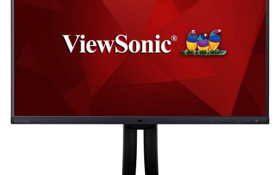 ViewSonic presenta el VP2771, monitor profesional con calidad de imagen real.