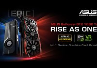ASUS Republic of Gamers anuncia nueva Strix GeForce GTX 1080 Ti