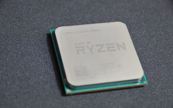 Review AMD Ryzen 7 1700X
