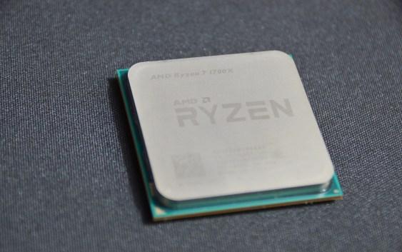 Review AMD Ryzen 7 1700X